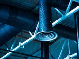 Dutos de ventilação